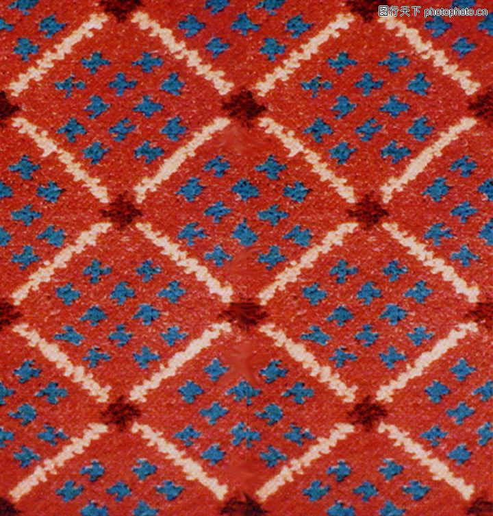 酒红色欧式布艺贴图