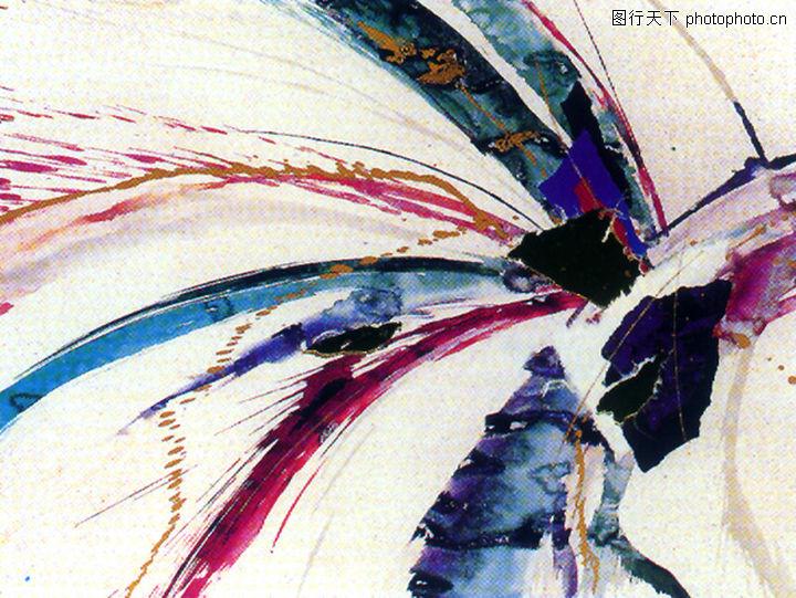 抽象画,墙饰画,抽象画0101