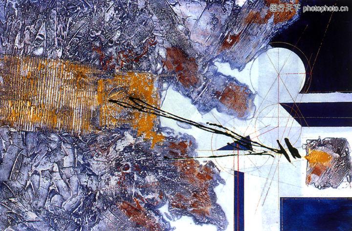 抽象画,墙饰画,抽象画0112