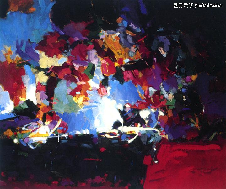 抽象画,墙饰画,抽象画0125