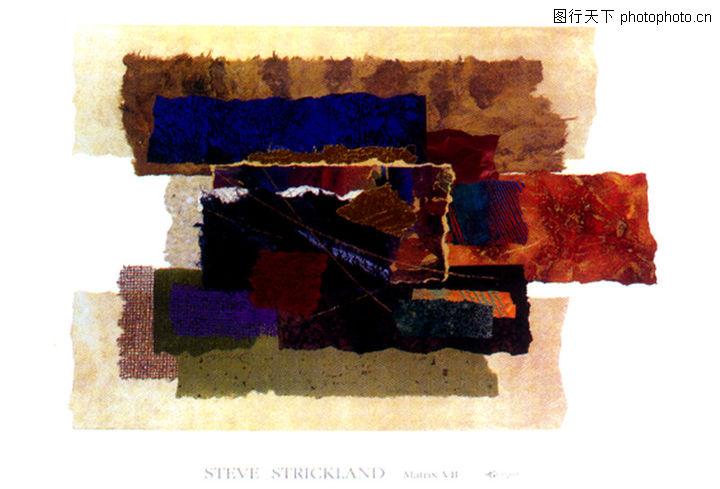 抽象画,墙饰画,抽象画0139