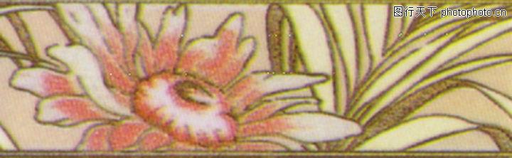 彩陶线,花边角线,彩陶线0003
