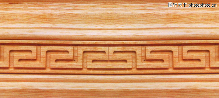 木线条材质贴图
