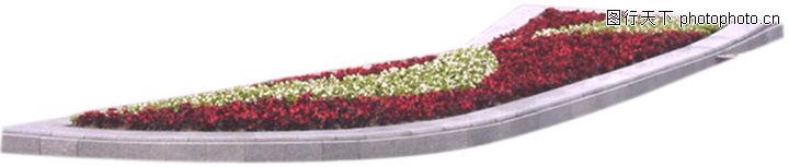 相关素材:; 花坛192; 花坛885 -素材世界 - 合成素材 - 园林素材 - 花