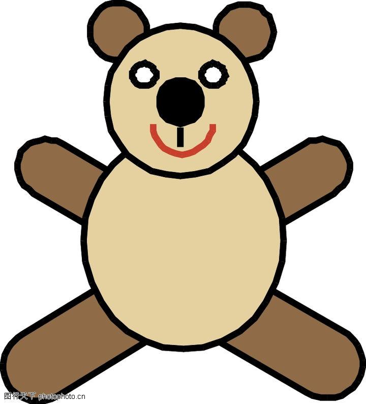 玩具游戏,休闲娱乐,布熊,玩具游戏0011