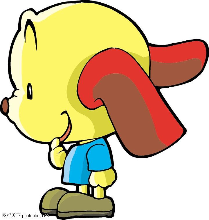 卡通形象,动物,卡通形象0408
