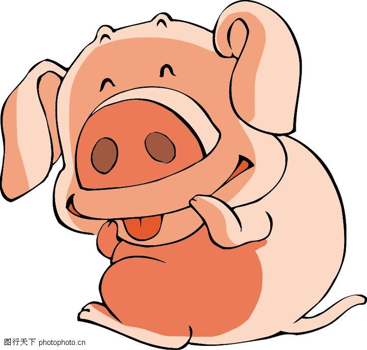 卡通形象,动物,卡通形象0444