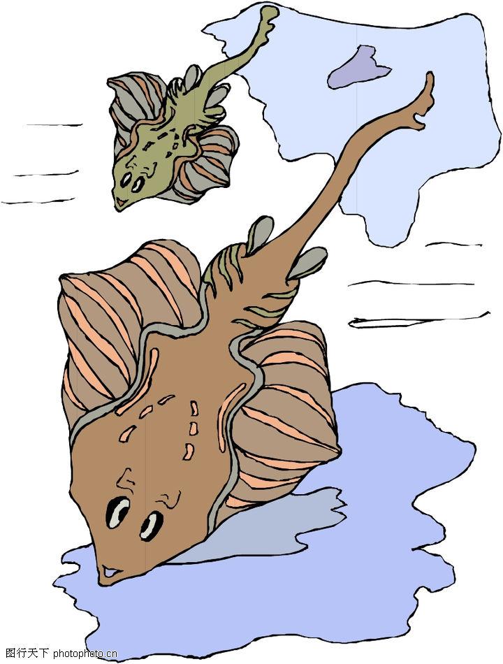 海洋动物 动物/海底世界0459