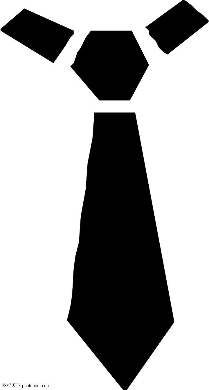 衣鞋帽,服饰潮流,黑领带 衣饰,衣鞋帽0008