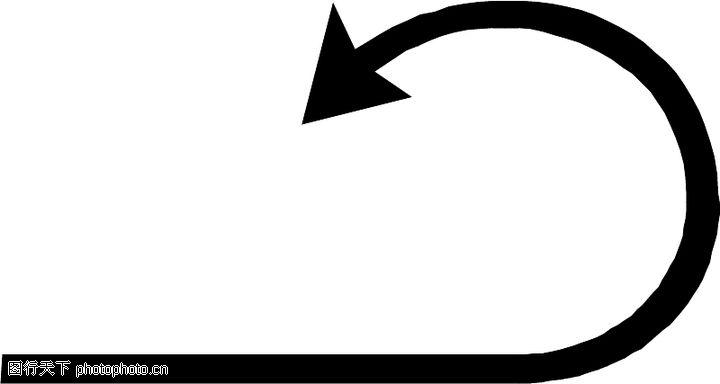 指示箭头,标识图形,指示箭头0082