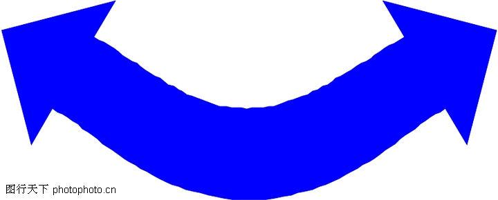 指示箭头,标识图形,指示箭头0083