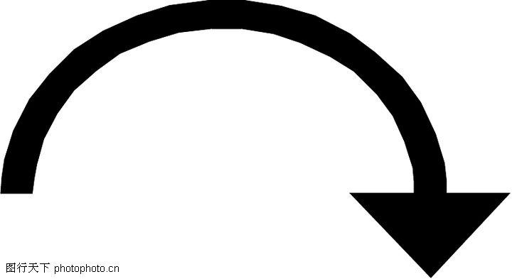 指示箭头,标识图形,指示箭头0094