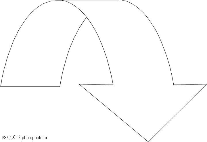 指示箭头,标识图形,指示箭头0124