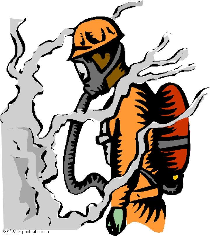首页 矢量图库 标识图形 消防安全 >>消防安全0028.