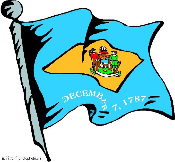 世界国旗,名胜地理,彩旗,世界国旗0017