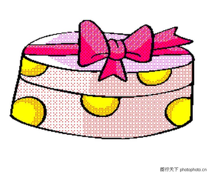 儿童休闲,漫画卡通,蛋糕 礼物,儿童休闲0023