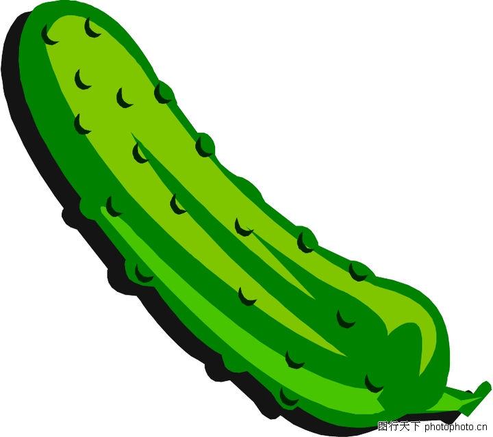 蔬菜卡通画手绘