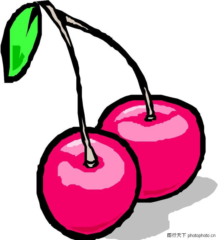 蔬菜水果2539;; 菠菜简笔画