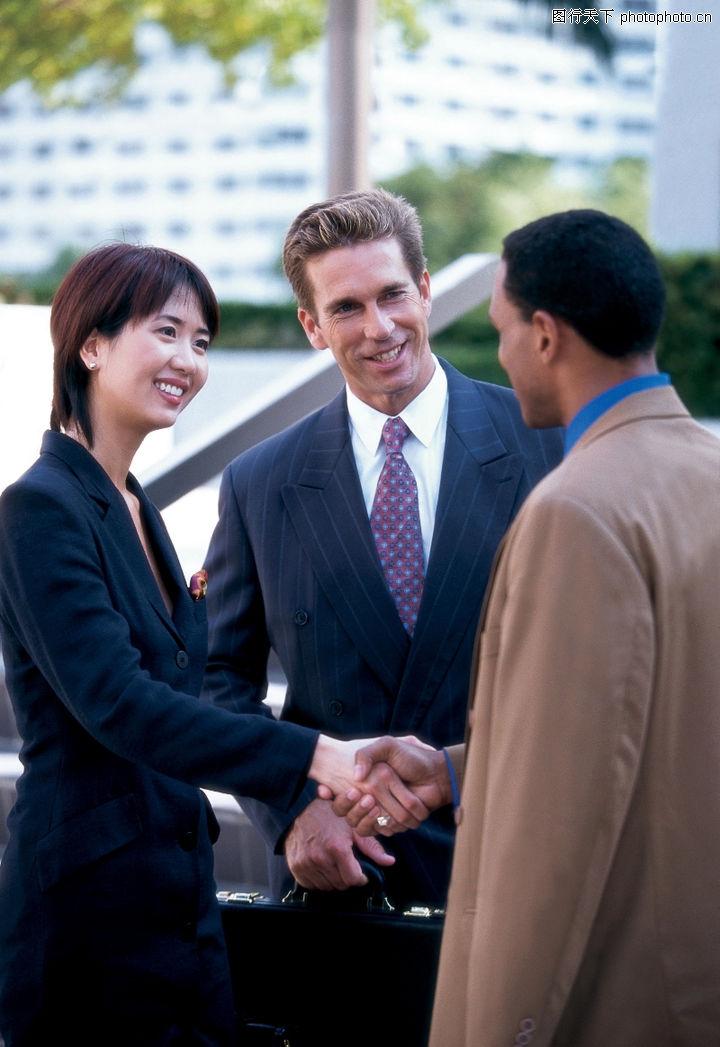 商业理念,商业金融,握手 合作 来访者,商业理念0028