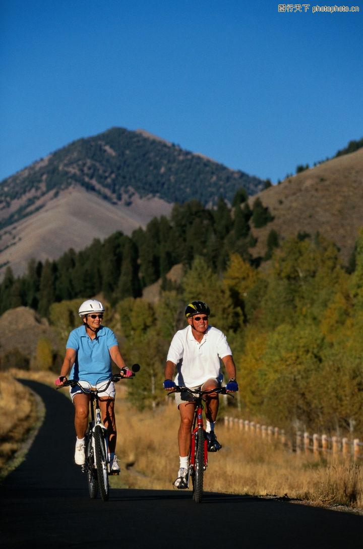 户外休闲运动_户外休闲的自行车运动