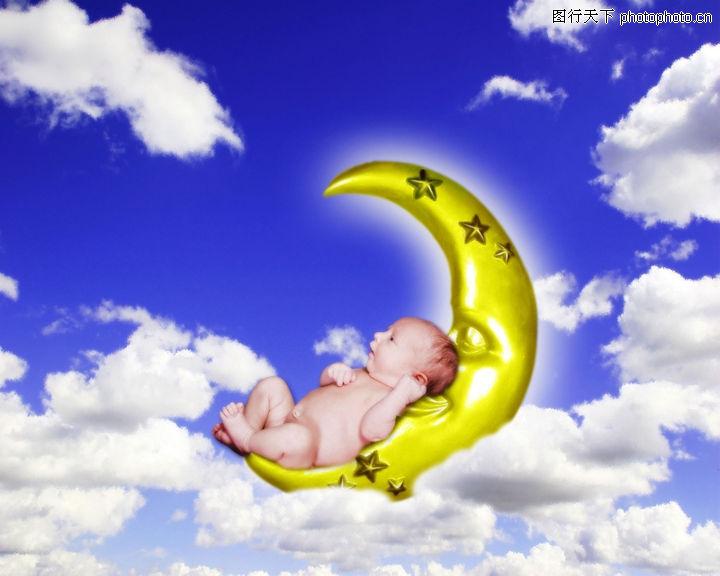 儿童教育,月亮