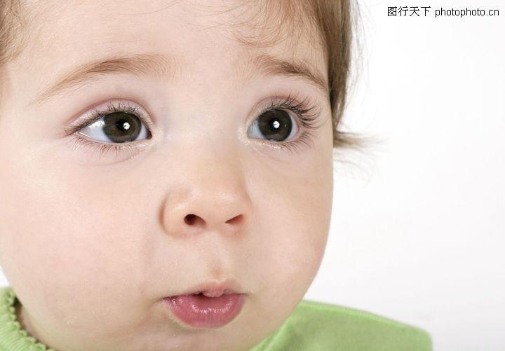 新生婴儿,儿童教育,嘟嘟嘴 大眼镜 婴儿,新生婴儿0027