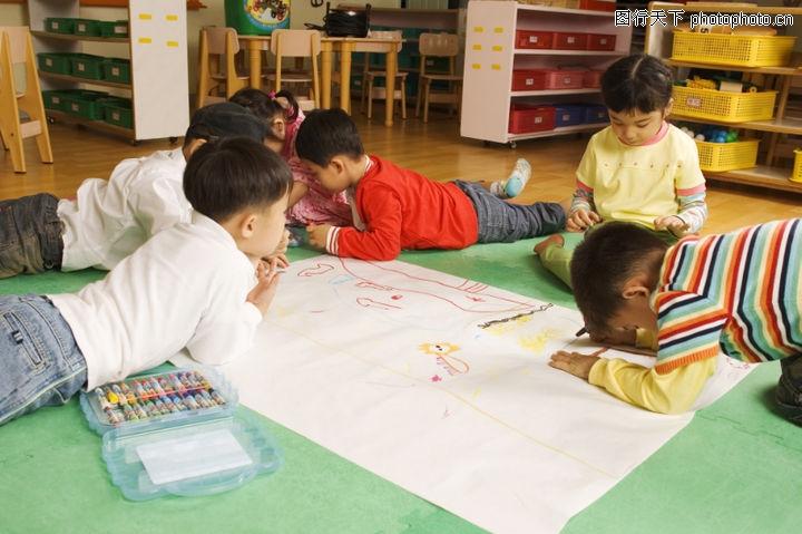 儿童教育,木架