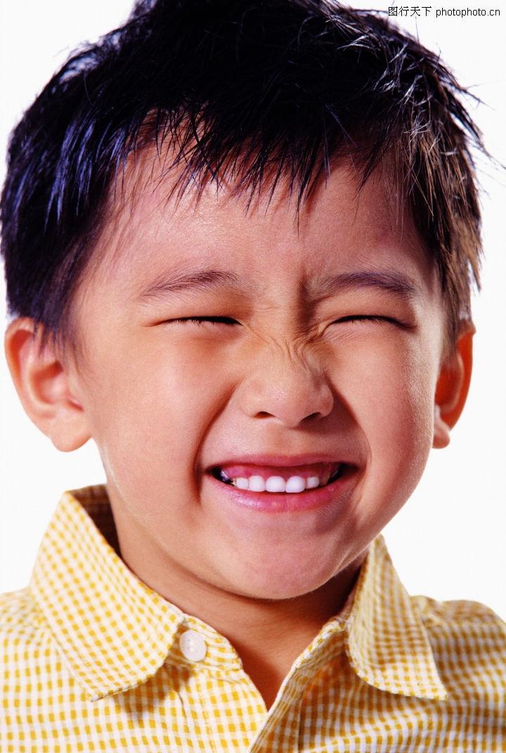 儿童表情,儿童教育,儿童