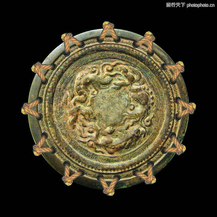 古代铜器花纹图案