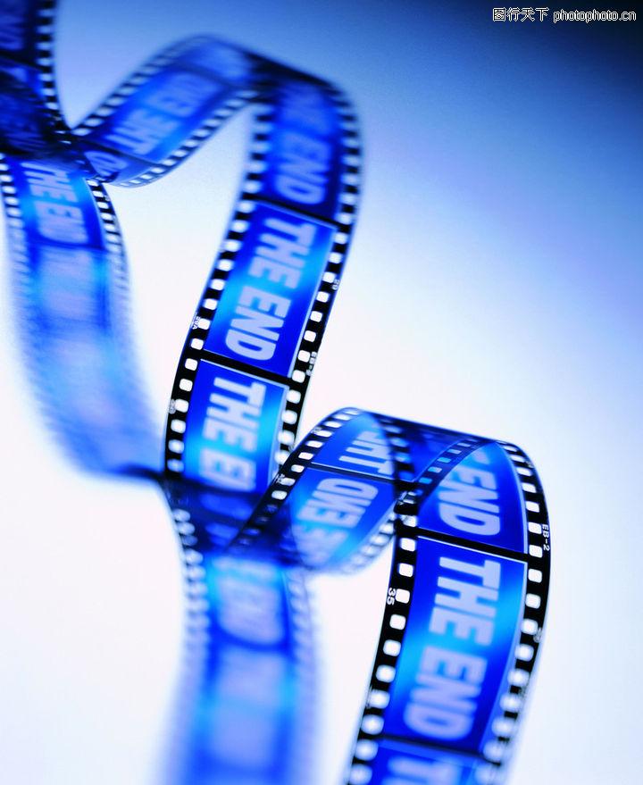 影视制作 未来科技 胶片 影视 制作