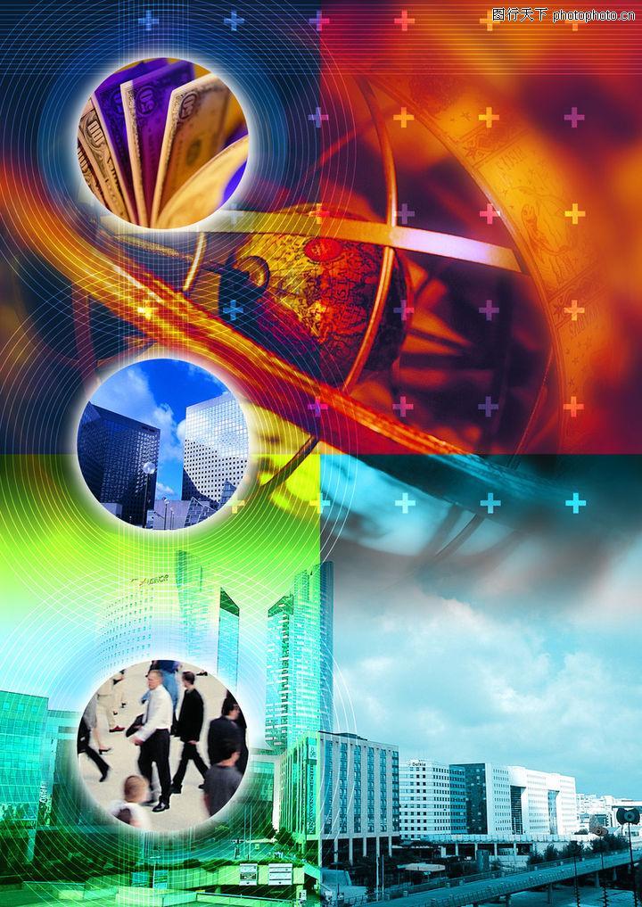 网路商机,未来科技,高楼 居民房 街道 百姓 社会,网路商机0007