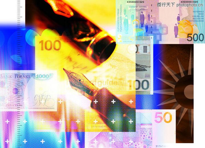 网路商机,未来科技,纸钞,网路商机0048