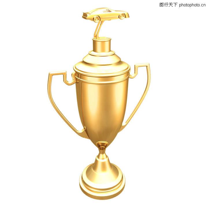 奖牌奖杯,静物写真,一个奖杯,奖牌奖杯0041