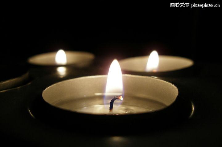 木头人,静物写真,蜡烛