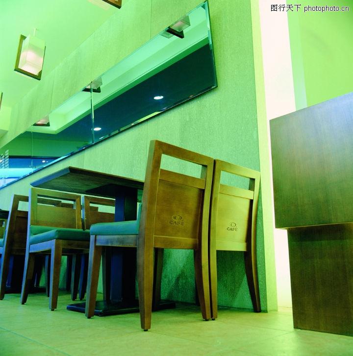 室内装饰,装饰,木椅 坐垫 仰视,室内装饰0277
