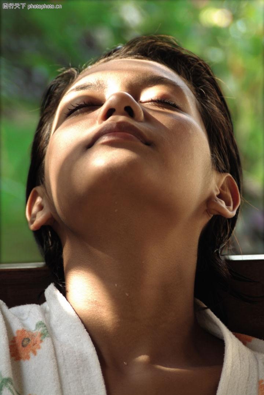 醉心巴厘岛spa,休闲保健,向上 昂头 欣享,醉心巴厘岛spa0071