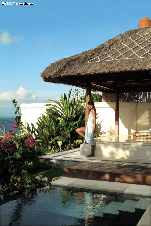 醉心巴厘岛spa,休闲保健
