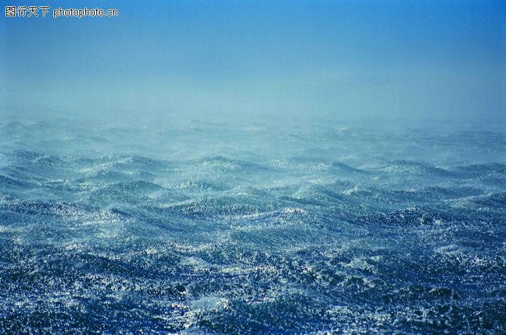 波浪,海洋风情,大海 海面