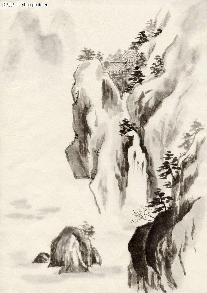 古代风景,中华文化,古代风景0058