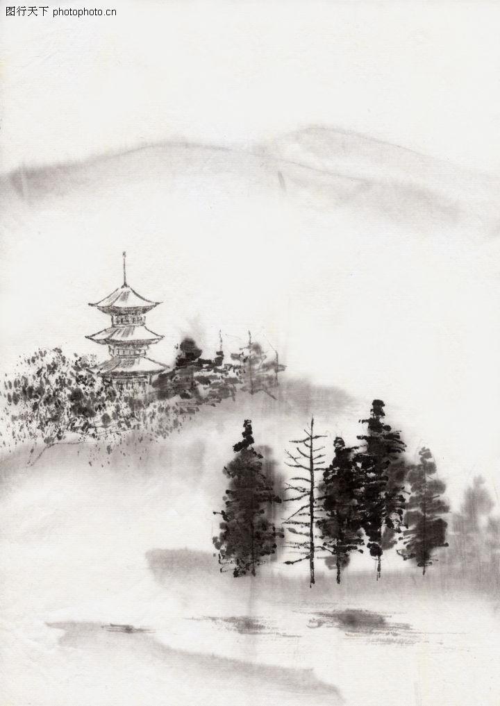 古代风景,中华文化,古代风景0060