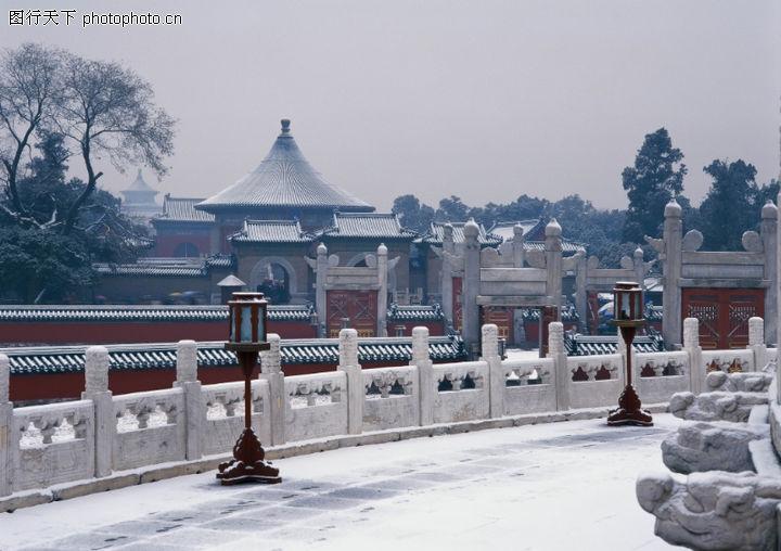 古代建筑,建筑,宫殿 栏杆图片