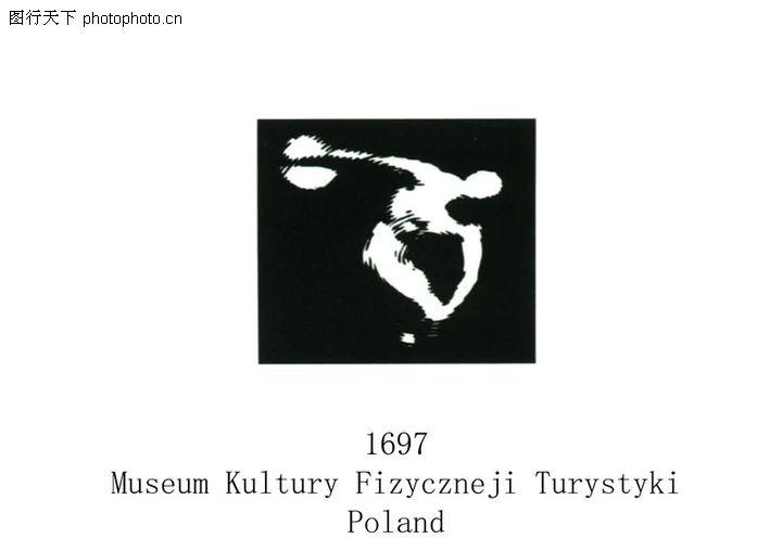 博物馆,世界标识,人形 弯腰 Poland,博物馆0047