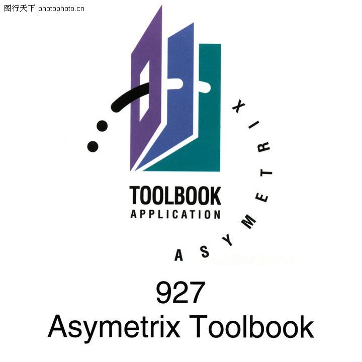 电脑软件,世界标识,书本 工具书 Toolbook,电脑软件0002