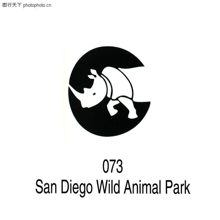 青岛森林动物园 logo
