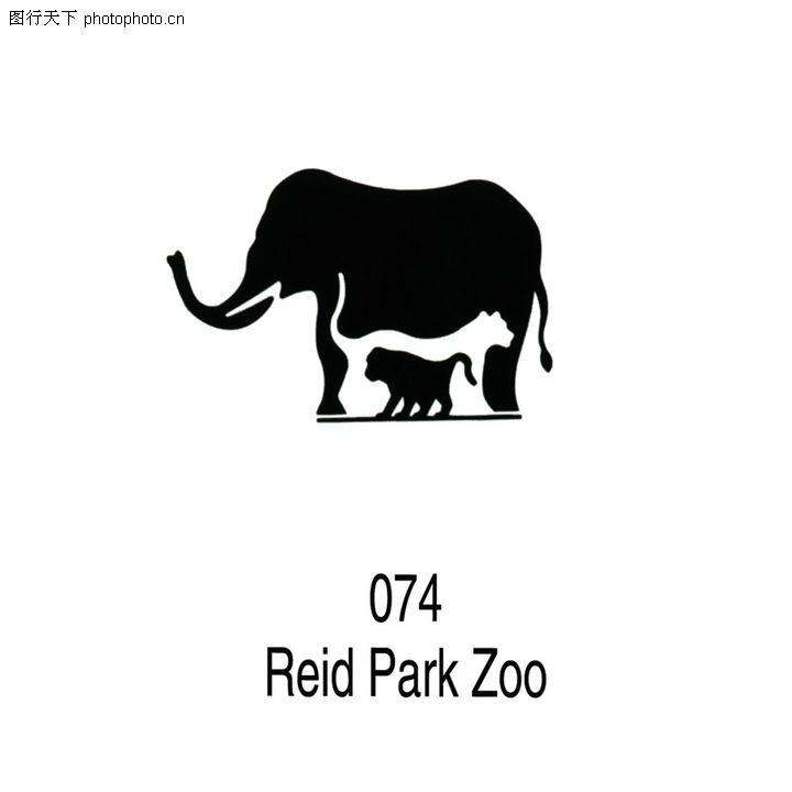 动物园,水族馆图片-世界标识图; 动物园,水族馆; 动物园logo