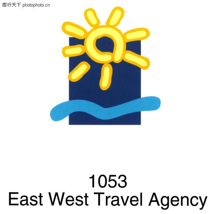 旅行社0017-旅行社图-世界标识图库-1053 East West