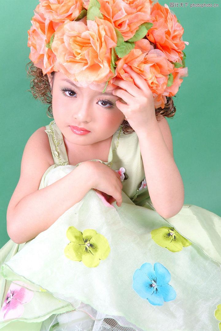 可爱的宝宝,儿童,影楼 相片 孩童,可爱的宝宝0069