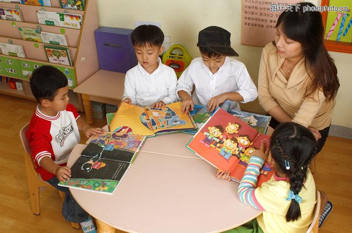 学前教育,儿童,幼稚园