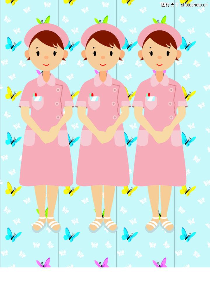 医疗护理漫画图片