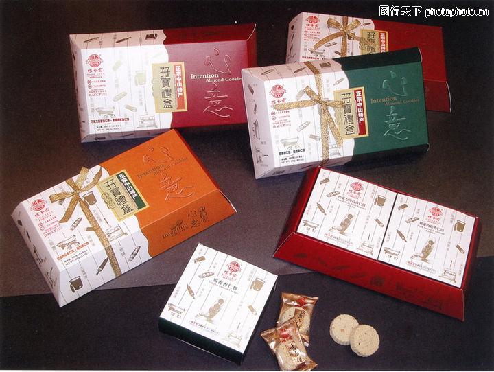 包装设计,广告,糕点盒